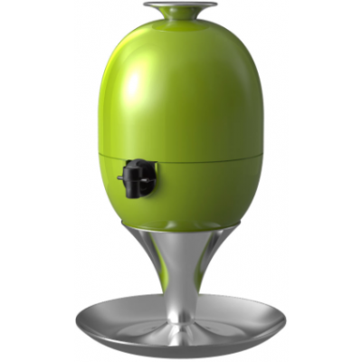Bib Dispenser Lime
