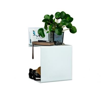 Showcase #0 Shelf | White