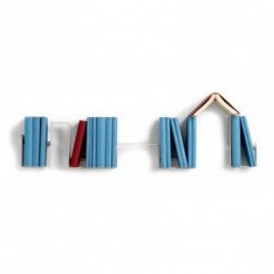 Linea Bücherregal | Weiß