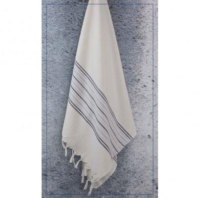 Handtuchwäsche   Grau