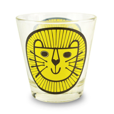 Glasses Lion | Set of 6