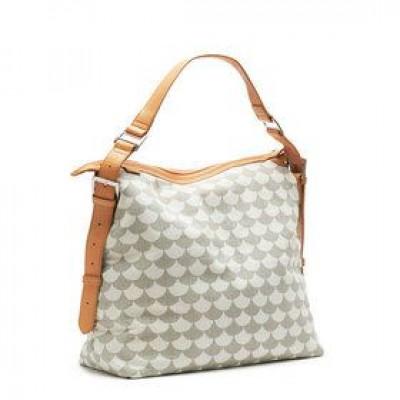 Messenger Bag | Waves Grau