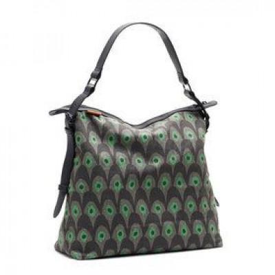 Messenger Bag | Zirkus Grün