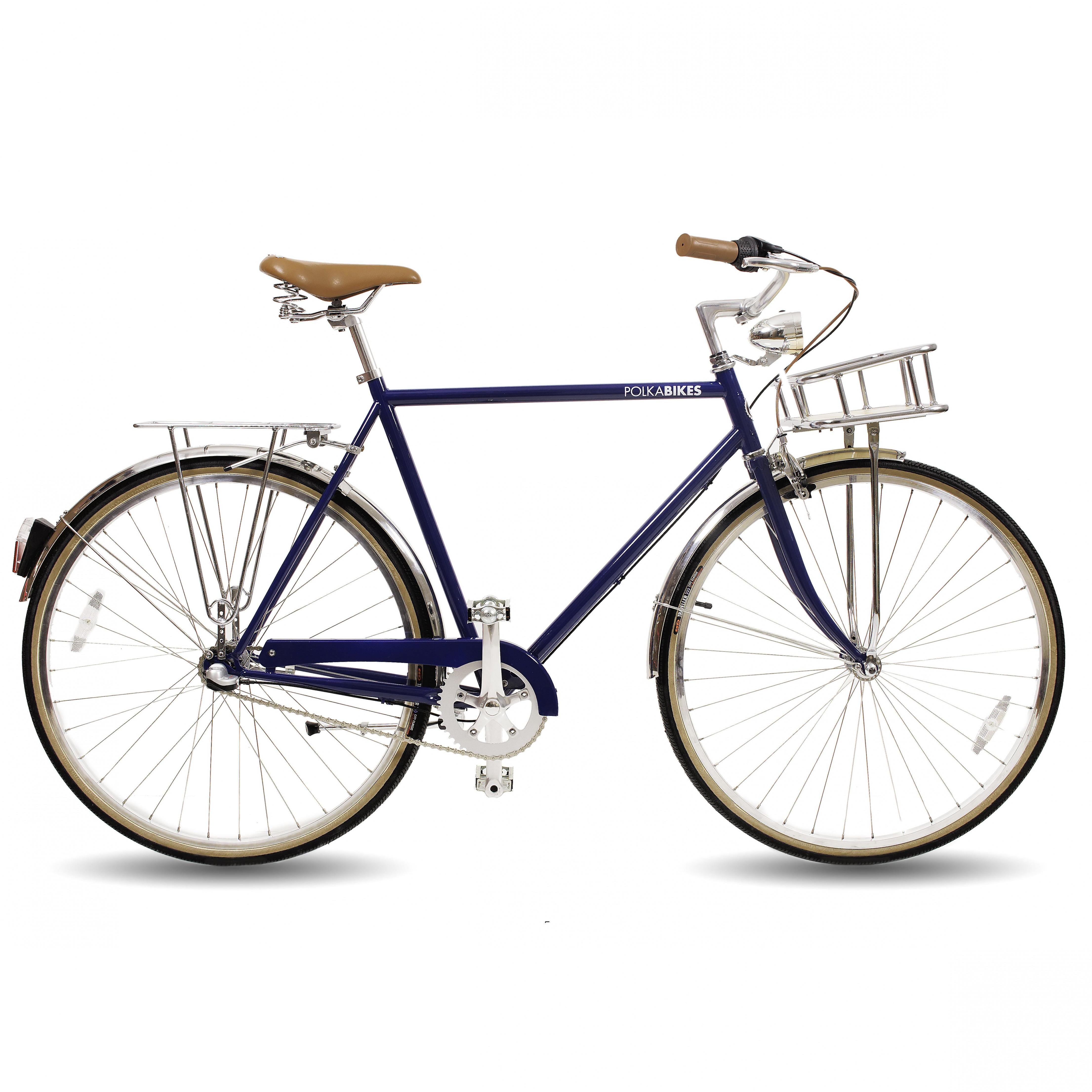Polka City Bike   Courier