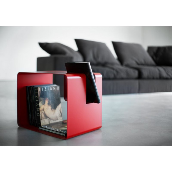 Side Table Libris   Black