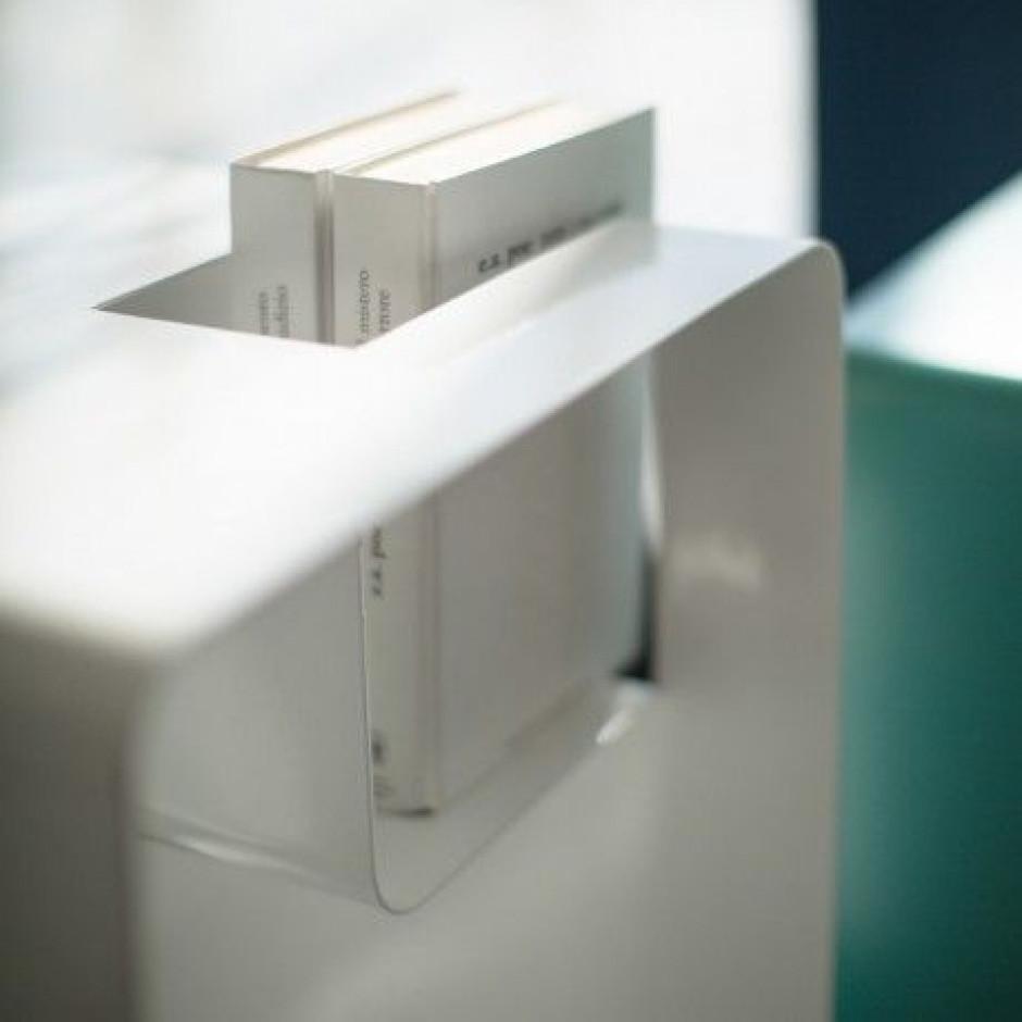 Side Table Libris | White