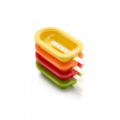 4er-Set Mini-Eisformen