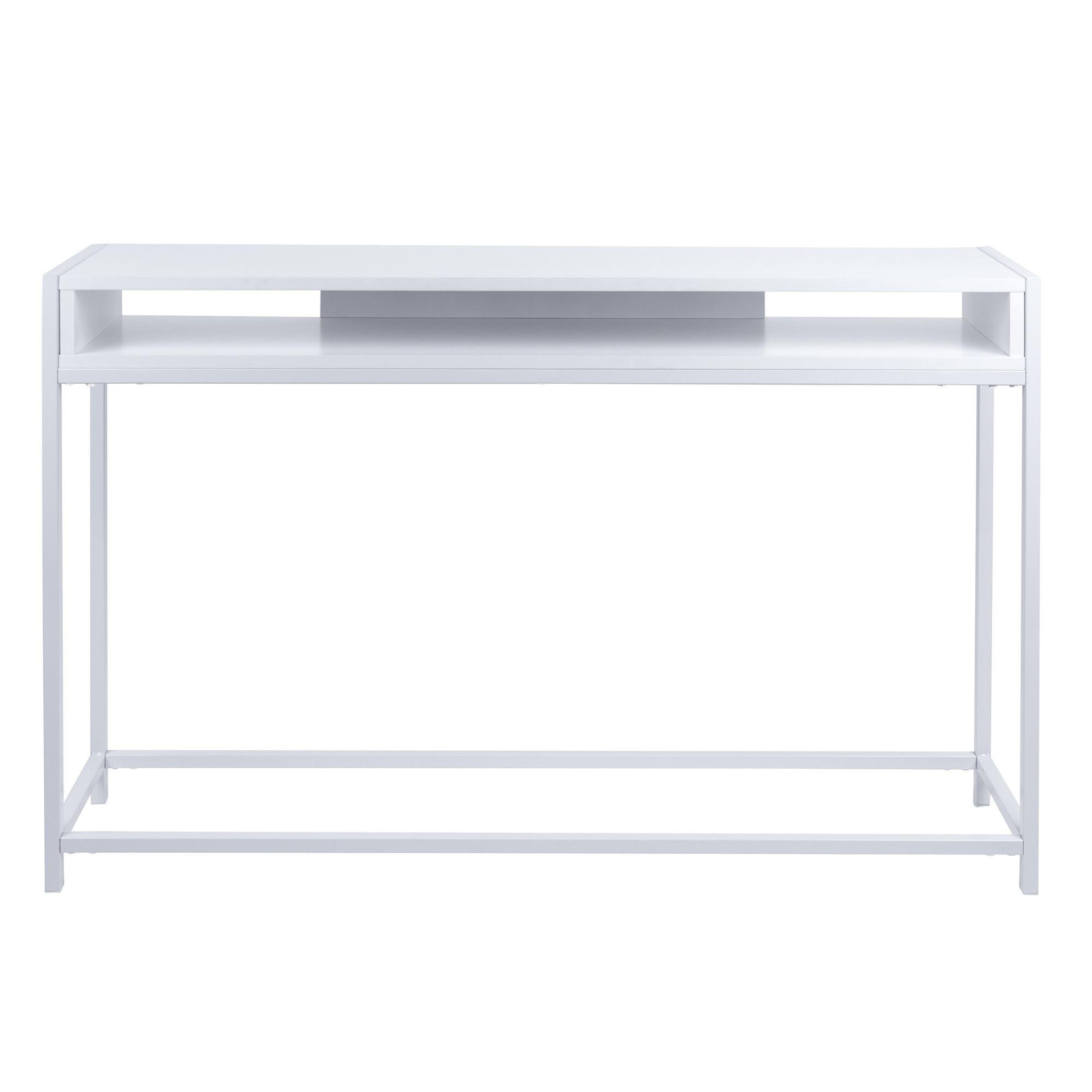 Beistelltisch Fushion | Weiß