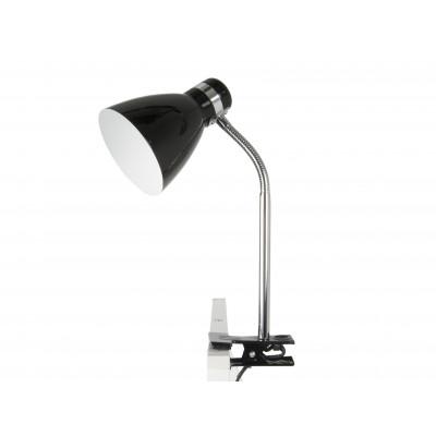 Clip On Lampenstudie   Schwarz