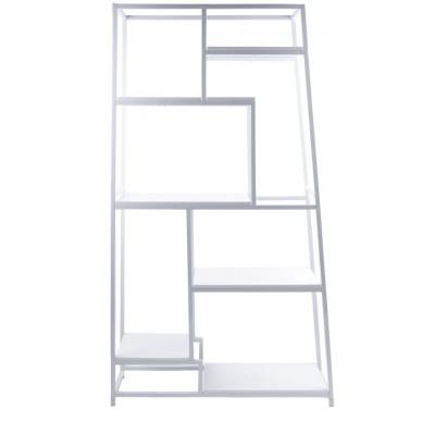 Bücherregal Fushion 178 cm   Weiß