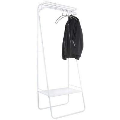 Garderobenständer Fushion 173 cm   Weiß