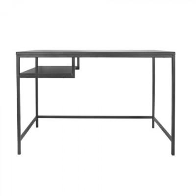 Schreibtisch Fushion   Schwarz