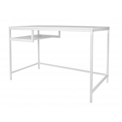 Schreibtisch Fushion   Weiß