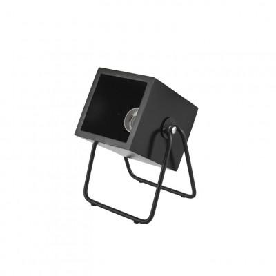 Tischlampe Hefty Square | Schwarz
