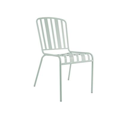 Outdoor Stuhl Lines | Jade Grün