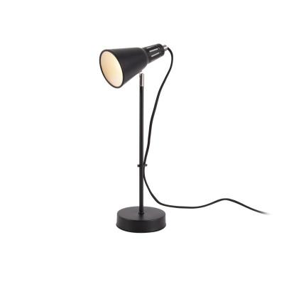 Tischlampe Mini Cone Eisen | Schwarz