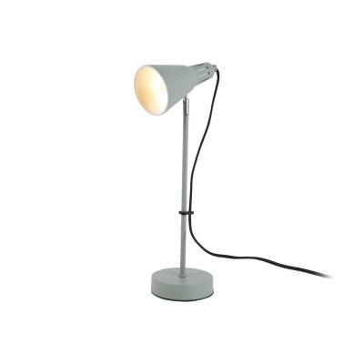 Tischlampe Mini Cone Eisen | Grayed Jade