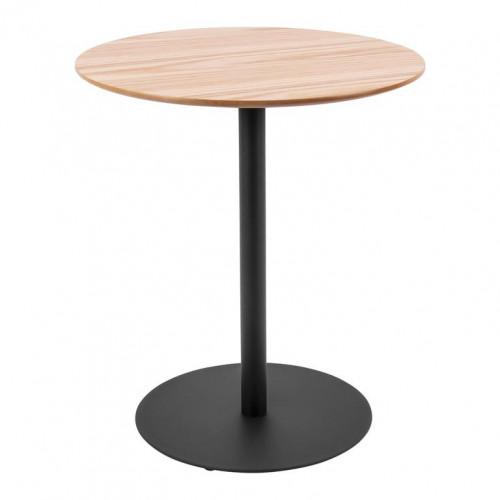 Side Table Dot | Oak Veneer
