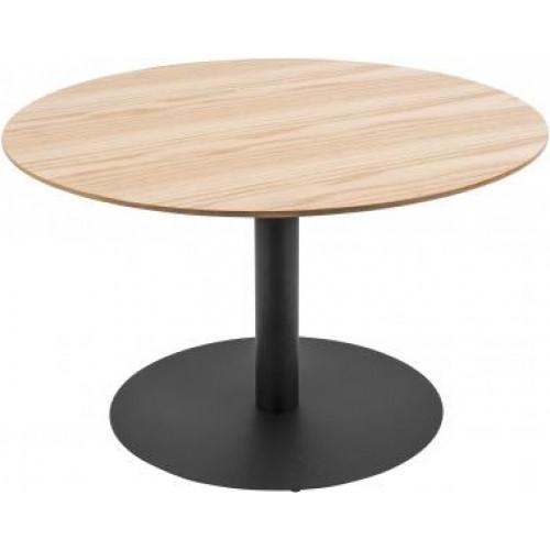 Coffee Table Dot   Oak Veneer