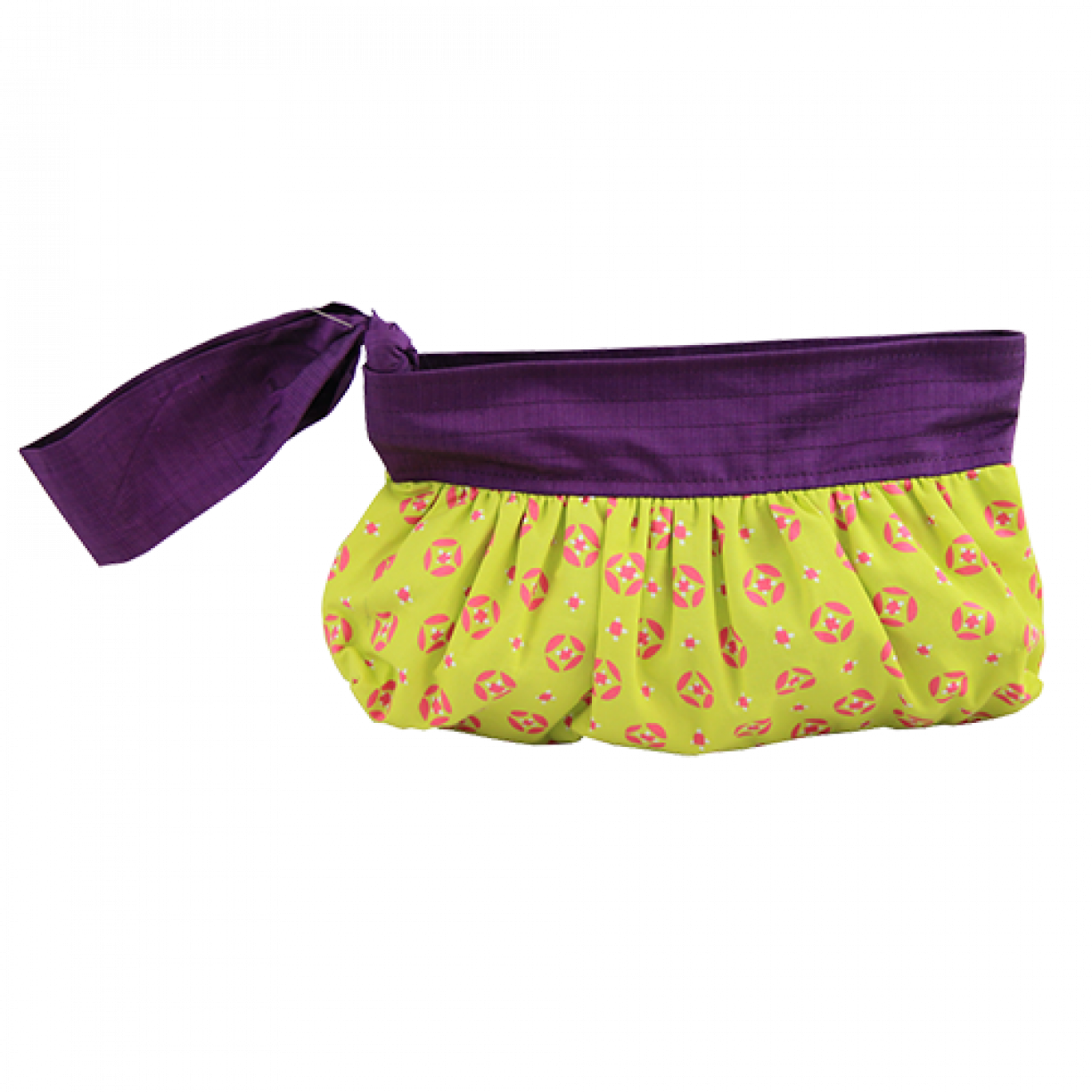 Lou Pouch   Anis/Amethyst