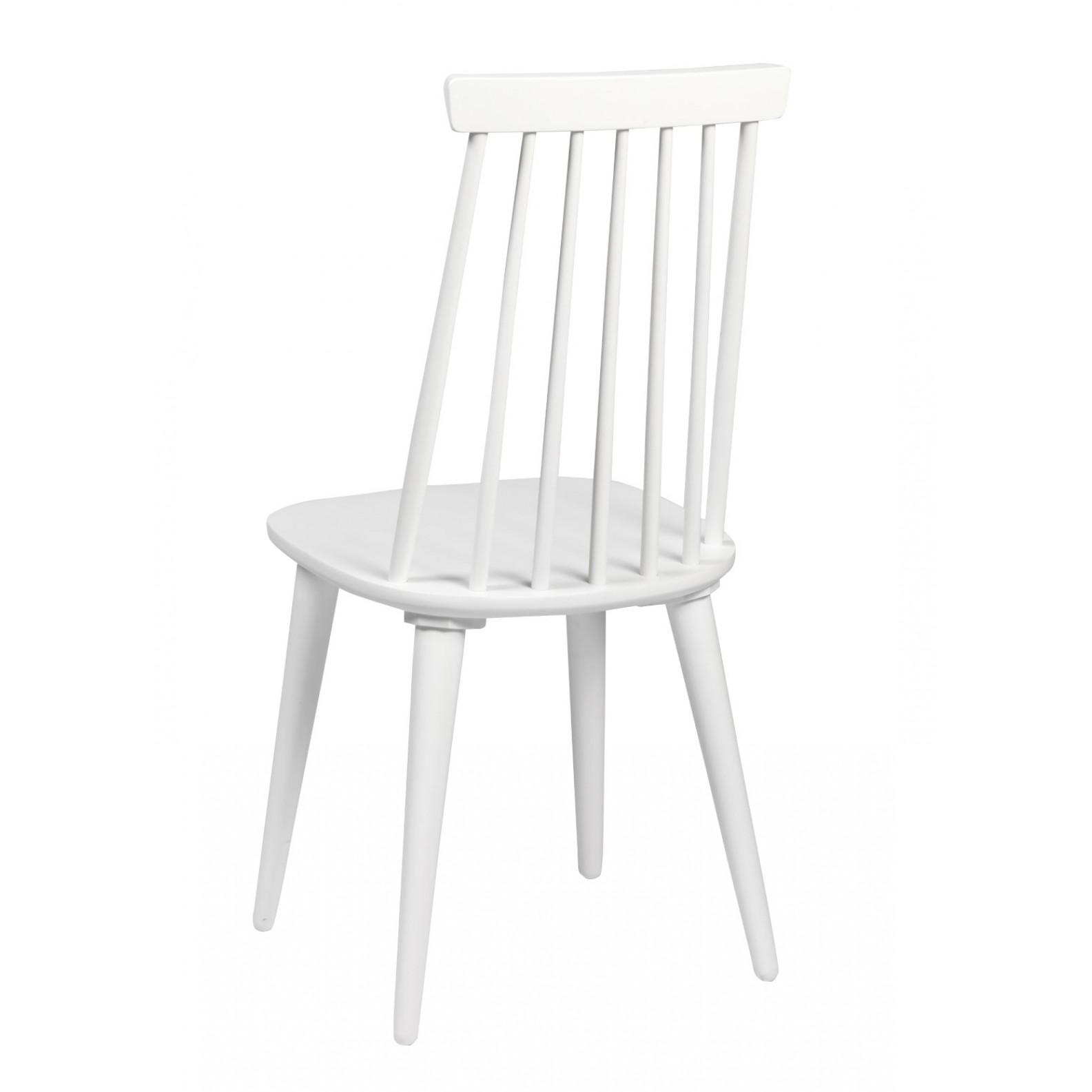 Stuhl Lotta | Weiß