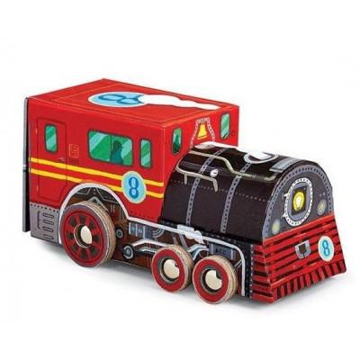 48 Pieces Puzzle | Locomotive