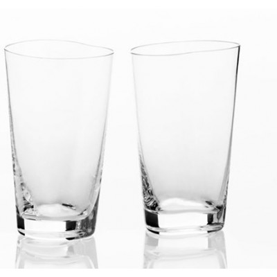 Set of 2 Happycell Long Glasses