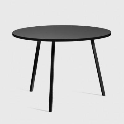Schlaufenständer rund Ø 105 | Schwarz