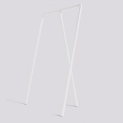 Loop Stand Garderobe | Weiß