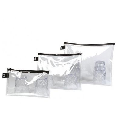Zip Pockets | Transparent