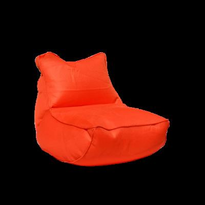 Sitzsack-Lounge 90 x 60 cm   Orange