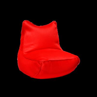 Sitzsack-Lounge 90 x 60 cm   Rot