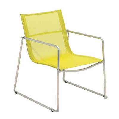 Asta Stapelbarer Lounge Chair | Citrus