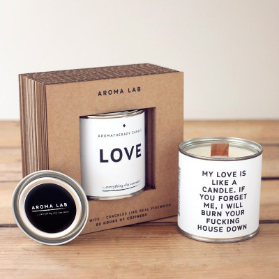 Scented Candle | Love
