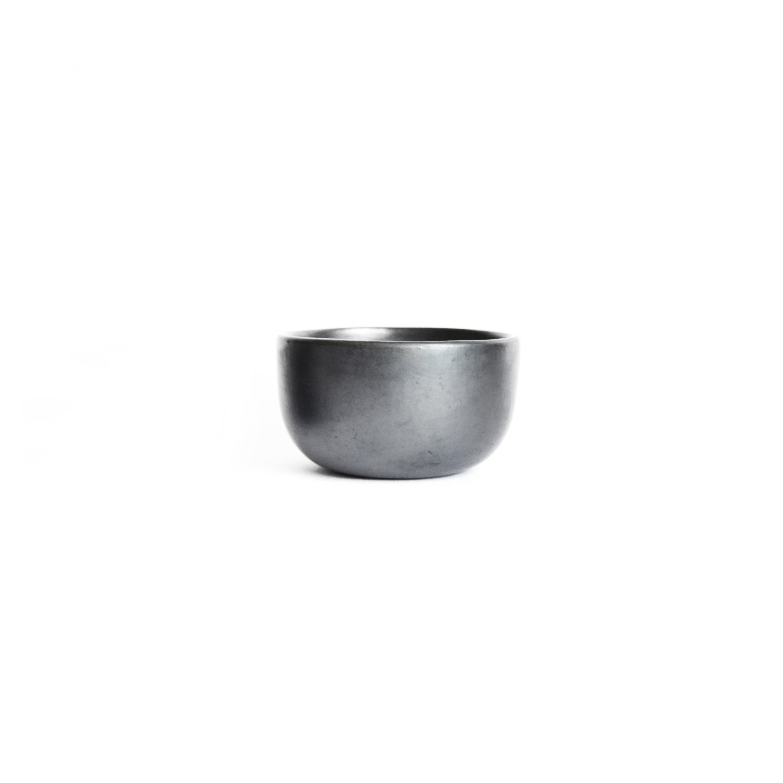2er-Set Espressotassen Moon   Chrome