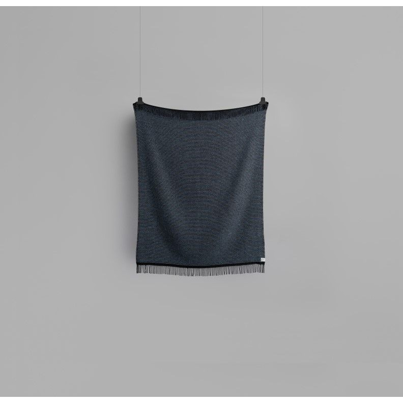 Lofoten Blanket | Blue-Mule