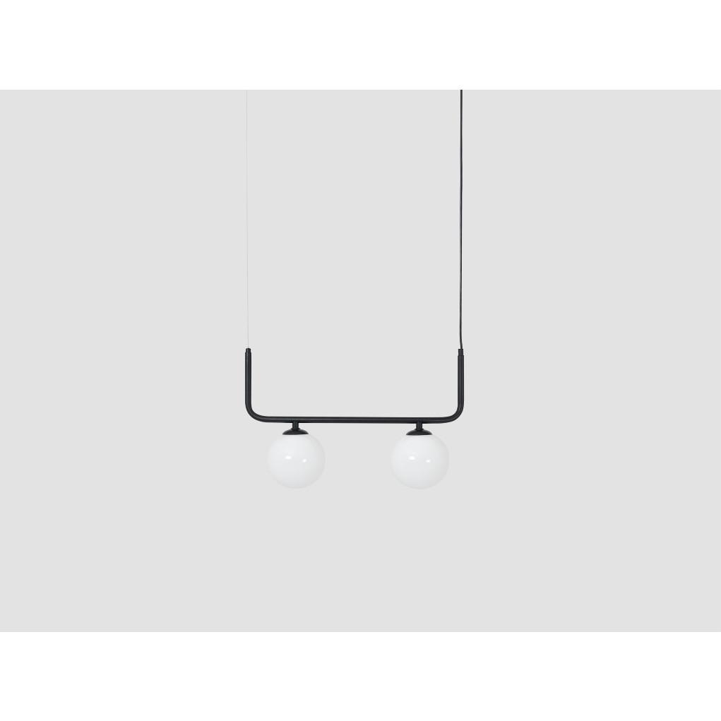 Hängelampe Catkin 2 | Schwarz
