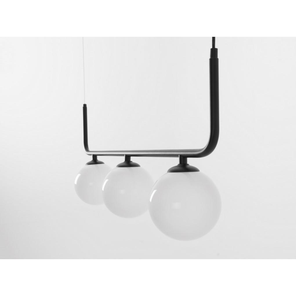 Pendant Lamp Catkin 3 | Black