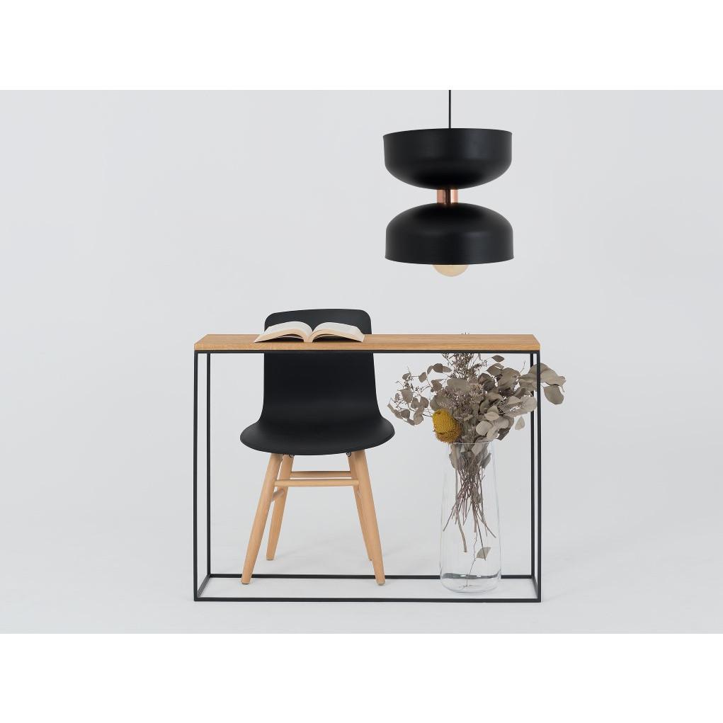 Pendant Lamp Woman Large | Black