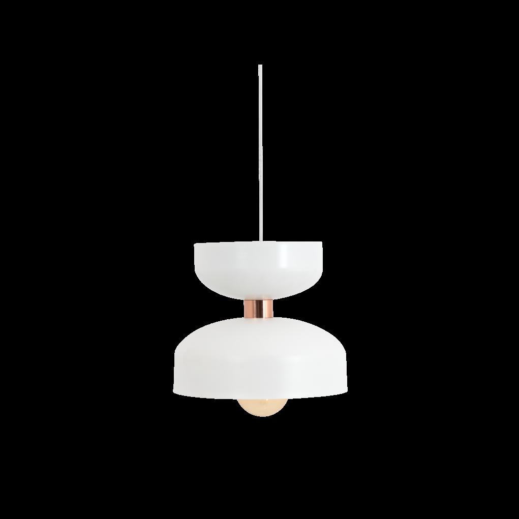 Pendant Lamp Woman Medium | White