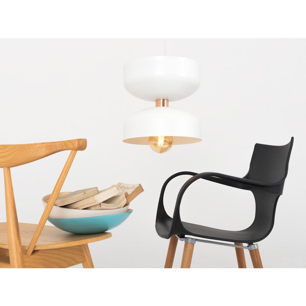 Pendant Lamp Woman Small | White