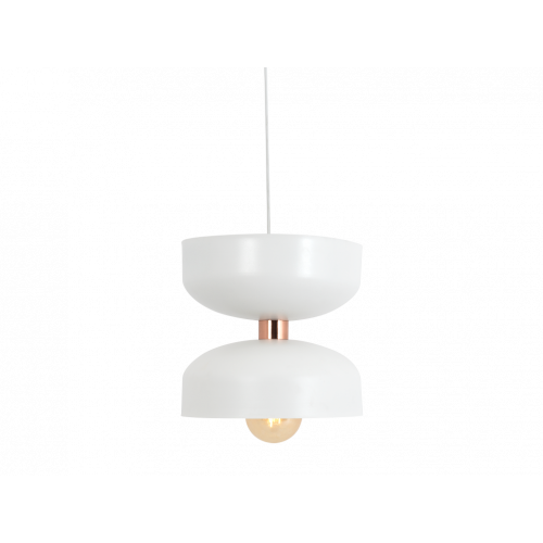 Pendant Lamp Woman Large | White