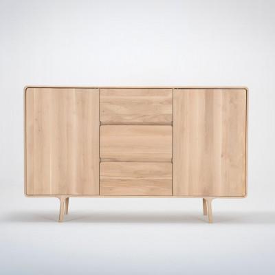 Dresser Fawn   Oak   Light Brown