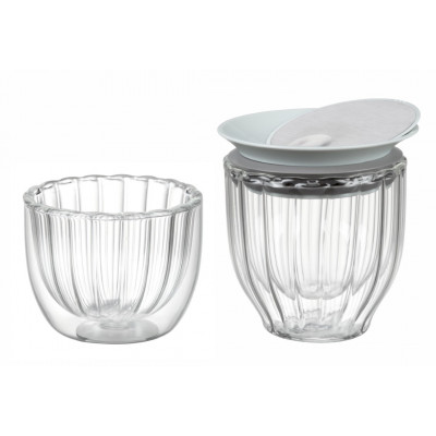 Gaibei Glass Lotus