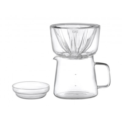 Coffee Carafe Set Dripdrop | 300 ml