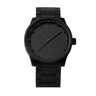 Uhr Tube S | Schwarz