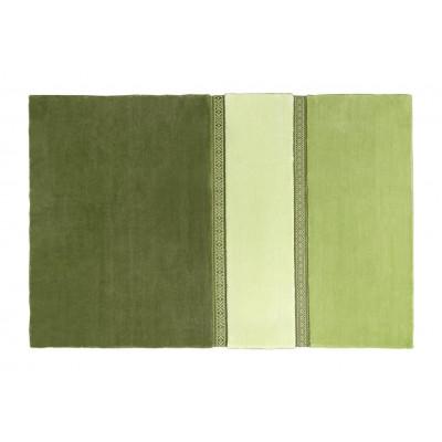 Teppich Lietuva | Grün