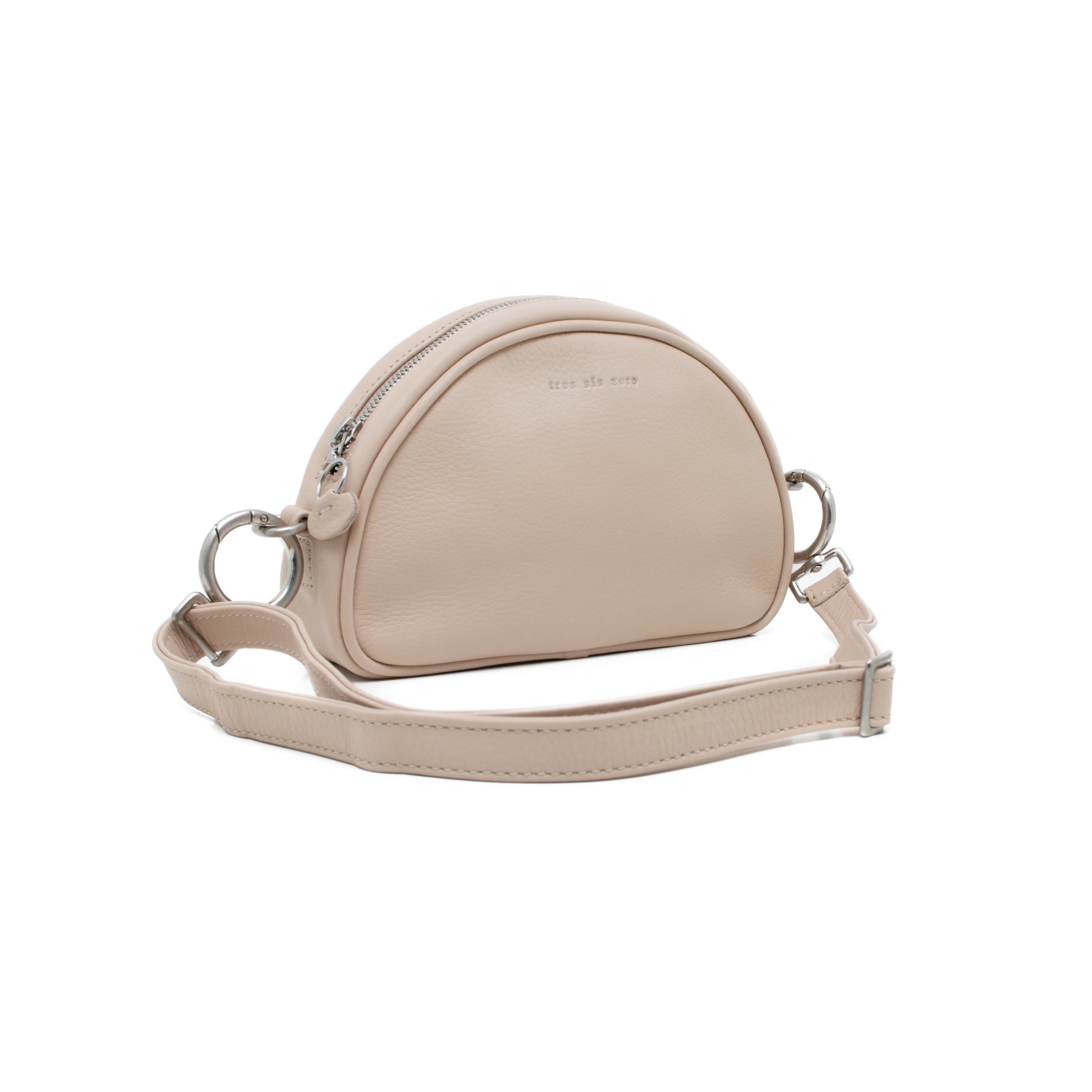 Shoulder Bag Lulu   Petal Pink