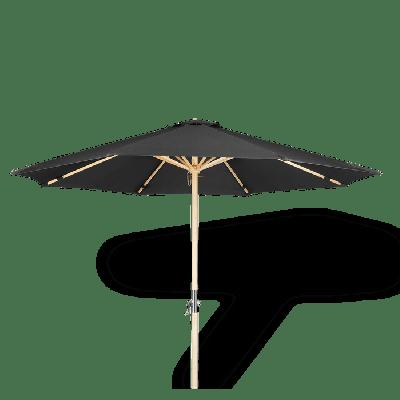 Sonnenschirm Lucas | Schwarz