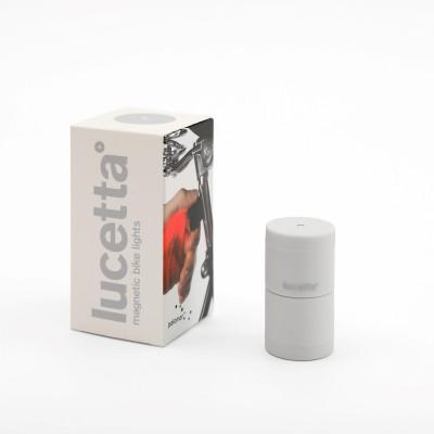 Magnetic Bike Lights Kit Lucetta | Ivory